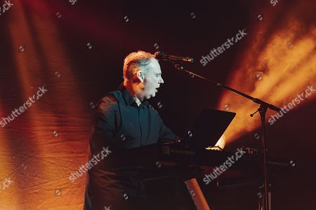 Paul Humphreys - OMD (Orchestral Manoeuvres in the Dark)