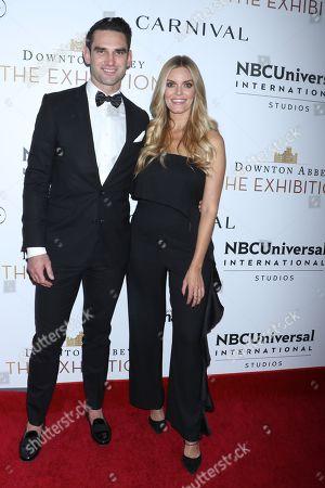 Carl Radke and Lauren Wirkus