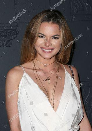 Stock Photo of Kaili Thorne