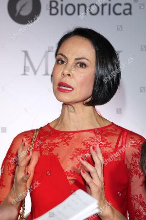 Natalia Klitschko,.