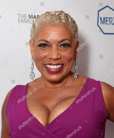 Stock Picture of Rolonda Watts