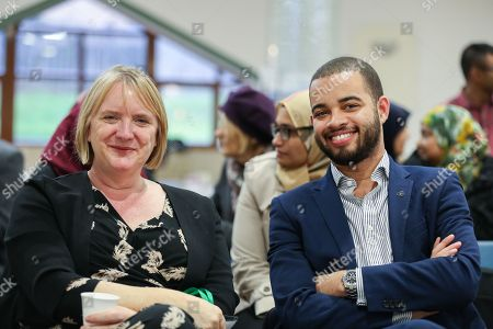 Editorial photo of 'Empowering young Muslims into politics' event, London, UK - 18 Nov 2017