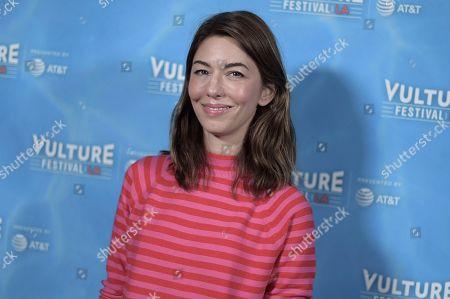 "Editorial image of 2017 Vulture Festival - ""Sofia Coppola & Adam Moss in Conversation"", Los Angeles, USA - 18 Nov 2017"