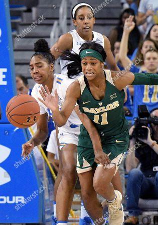 Editorial image of Baylor UCLA Basketball, Los Angeles, USA - 18 Nov 2017