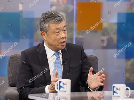 Chinese Ambassador to the UK Liu Xiaoming