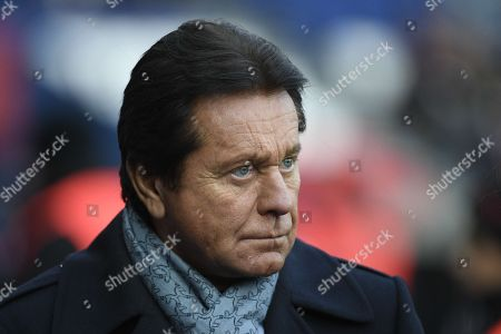 FC Nantes president Waldemar Kita before the first league match between PSG and FC Nantes
