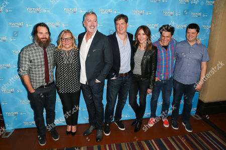 Editorial picture of 'Clone High' reunion, Vulture Festival, Los Angeles, USA - 19 Nov 2017