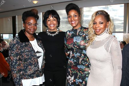 Dee Rees (Director), Faye Wattleton and Mary J Blige