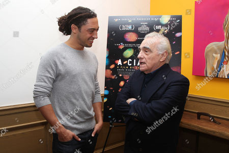 Jonas Carpignano (Director) and Martin Scorsese (Exec. Producer)