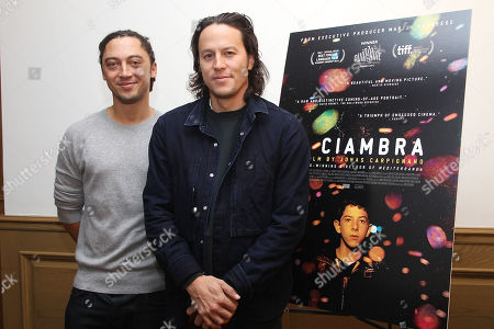 Jonas Carpignano (Director) and Cary Fukunaga