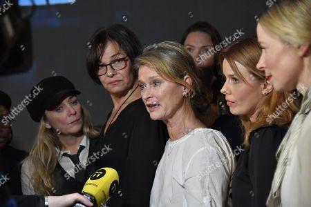 Stock Picture of Lia Boysen, Kajsa Ernst, Lena Endre, Helena af Sandeberg, Julia Dufvenius