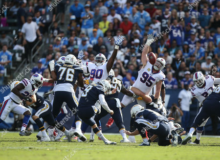 8fd48386788 Buffalo Bills v Los Angeles Chargers Stock Photos (Exclusive ...