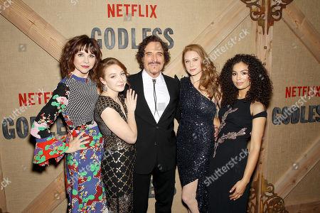 Audrey Moore, Kayli Carter, Kim Coates, Christiane Seidel, Jessica Sula