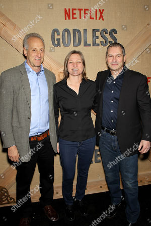 Editorial image of Netflix Original Series 'Godless' New York Premiere Screening, USA - 19 Nov 2017