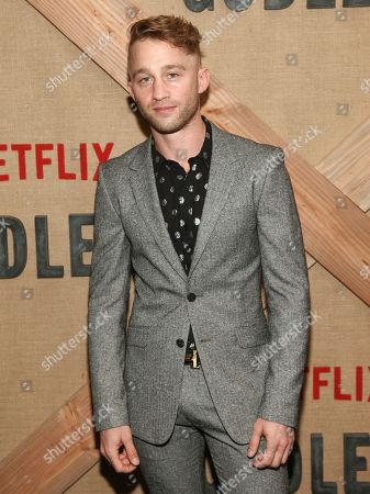 """Editorial picture of NY Premiere of """"Godless"""", New York, USA - 19 Nov 2017"""
