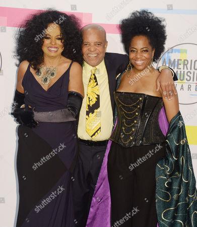 Diana Ross and Berry Gordy, Rhonda Ross Kendrick