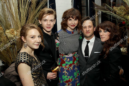 Editorial image of Netflix Original Series 'Godless' New York Premiere Screening - After Party, USA - 19 Nov 2017