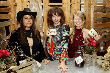 Trine Christensen, Audrey Moore, Sarah Minnick