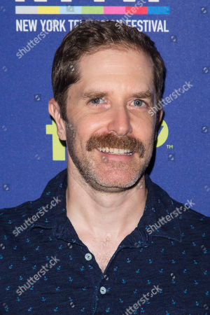 "Andrew Orvedahl attends the 11th Annual New York Television Festival screening and panel of truTV's original comedy series ""Those Who Can't"", at the SVA Theatre, in New York"