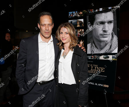 Editorial photo of HBO Documentary Films' Which Way Is the Frontline From Here: The Life and Time of Tim Hetherington Los Angeles Premiere, Hollywood, USA - 5 Apr 2013