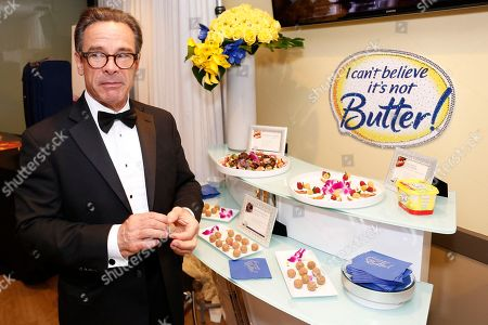 Actor Peter Scolari at I Can't Believe It's Not Butter at the Backstage Creations Giving Suite benefitting the Television Academy Foundation Educational Programs at the 68th Emmy� Awards at the Microsoft Theatre L.A. Live, in Los Angeles