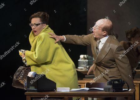 Sasha Cooke as Marnie, Alasdair Elliot as Mr Strutt