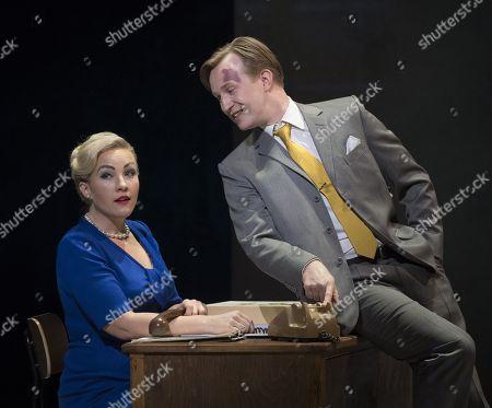 Sasha Cooke as Marnie, James Laing as Terry