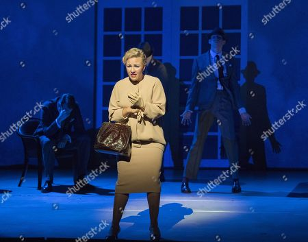 Editorial photo of 'Marnie' Opera by Nico Muhly performed by English National Opera at the London Coliseum, UK, 17 Nov 2017