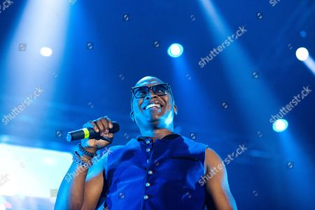 Haddaway in concert at We Love Retro