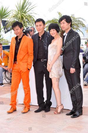 Lou Ye, Qin Hao, Chensicheng Wu Wei,  Jiang Jiaqi, Tan Zhuo