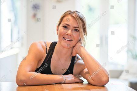 Cyclist Jess Varnish Interview With Martha Kelner In Manchester