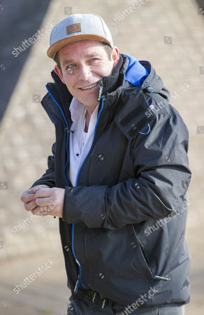 Robert Prudham Ex Partner Of Cheryl Prudham Appearing For Pleas And Directions At Maidstone Crown Court 8th November 2016. Charges Of Alleged Thefts Of £10 500 From Car Parks.