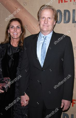 Kathleen Rosemary Treado, Jeff Daniels
