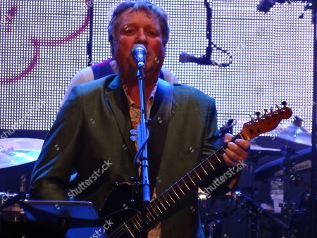 Glenn Tilbrook of Squeeze performs at The Beacon Theatre