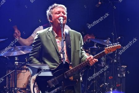 Stock Photo of Glenn Tilbrook of Squeeze performs at The Beacon Theatre