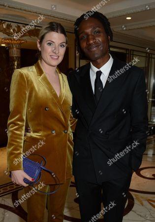 Jenny Kennedy and Agi Mdumulla