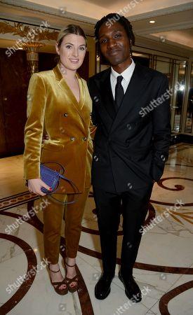 Editorial photo of Walpole British Luxury Awards, Arrivals, London, UK - 20 Nov 2017