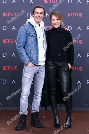Louis Held and Marisa Leonie Bach