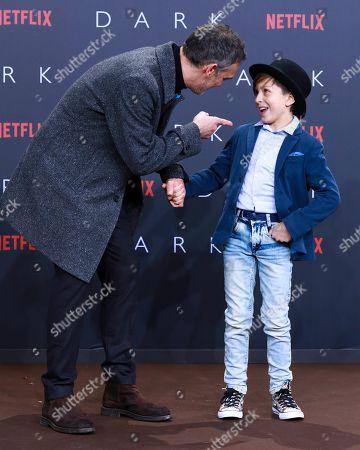 Editorial image of Premiere of first German Netflix original series Dark at Zoo Palast, Berlin, Germany - 20 Nov 2017