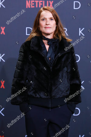Editorial picture of Premiere of first German Netflix original series Dark at Zoo Palast, Berlin, Germany - 20 Nov 2017