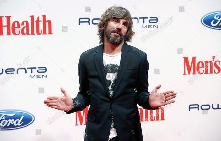 Editorial photo of Men's Health Gala Award 2017, Madrid, Spain - 20 Nov 2017