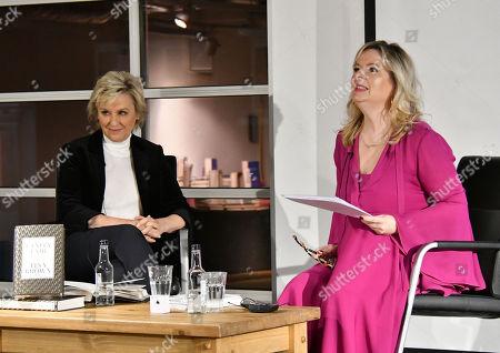 Editorial image of Tina Brown in Conversation, London, UK - 20 Nov 2017