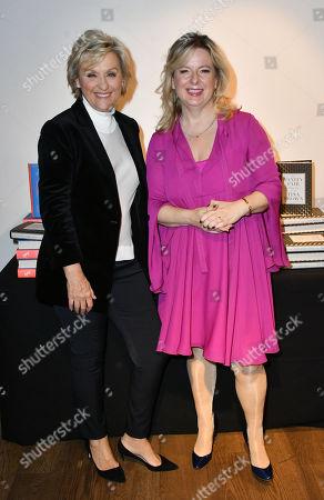 Editorial photo of Tina Brown in Conversation, London, UK - 20 Nov 2017