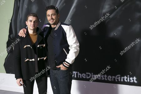 Editorial image of 'Disaster Artist' film photocall, London, UK - 20 Nov 2017