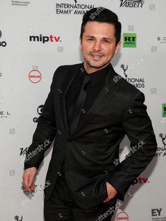 Stock Image of Freddy Rodriguez
