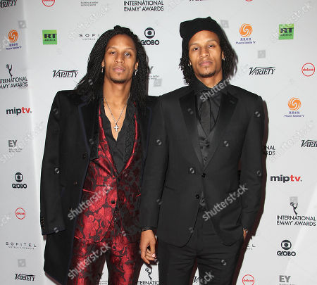 Les Twins - Laurent Bourgeois and Larry Nicolas Bourgeois
