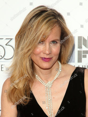 """Lori Singer attends a special screening of """"Brooklyn"""" during the New York Film Festival, at Alice Tully Hall on Wednesday, Oct. 7, in New York"""