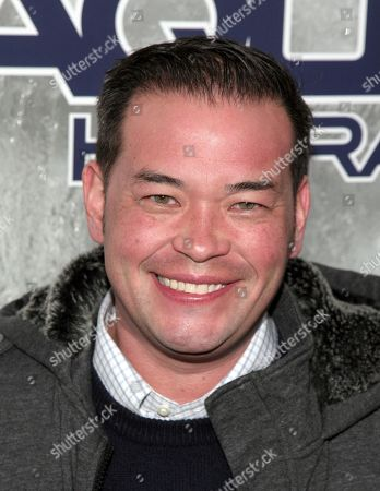 Television personality Jon Gosselin attends the Maxim Magazine Super Bowl Party in New York. Gosselin told a Dallas radio station, that he has been working as a cook at a Lancaster, Pa., T.G.I. Friday's restaurant