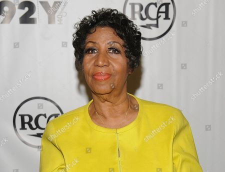 Aretha Franklin attends the 92Y Presents Aretha Franklin and Clive Davis In Conversation at the 92nd St. Y in New York. Franklin, in a statement to the Associated Press on Tuesday, called David Ritz's unauthorized biography, Respect: The Life of Aretha Franklin, a trashy book. Ritz has written a number of biographies, ranging from Etta James to Rick James to Ray Charles. He has won the Ralph Gleason Music Book Award four times, and last year he received the ASCAP Timothy White Award for outstanding musical biography for the Buddy Guy book, When I Left Home.â