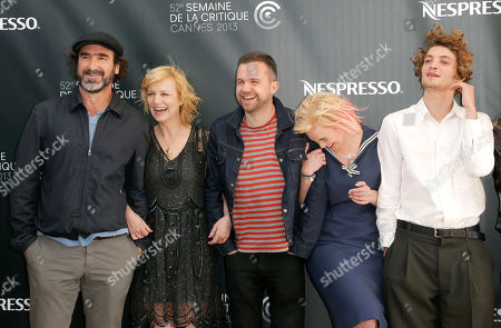Editorial picture of Les Rencontres D'Apres Minuit Photo Call, Cannes, France - 20 May 2013